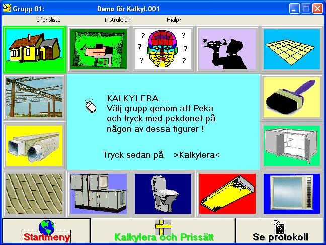Kalkylprogram bygg gratis
