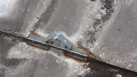 Galvanisk korrosion rostfritt