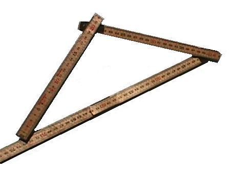 Pythagoras sats räkna ut vinkel